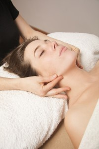 head massage leeds